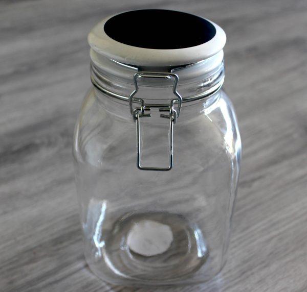 Kefir weckpot 1500ml (1,5 liter)