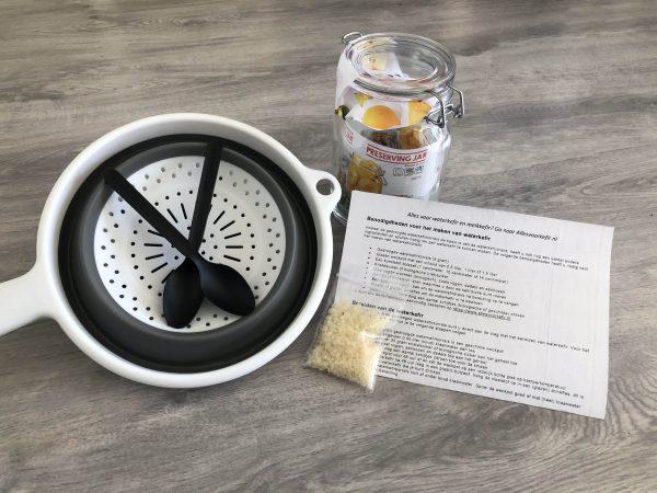Waterkefir startpakket XL